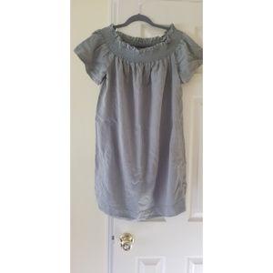 Vineyard Vines Garment Over the Shoulder Dress